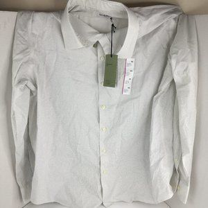 Standard Fit Button-Down Long Sleeve